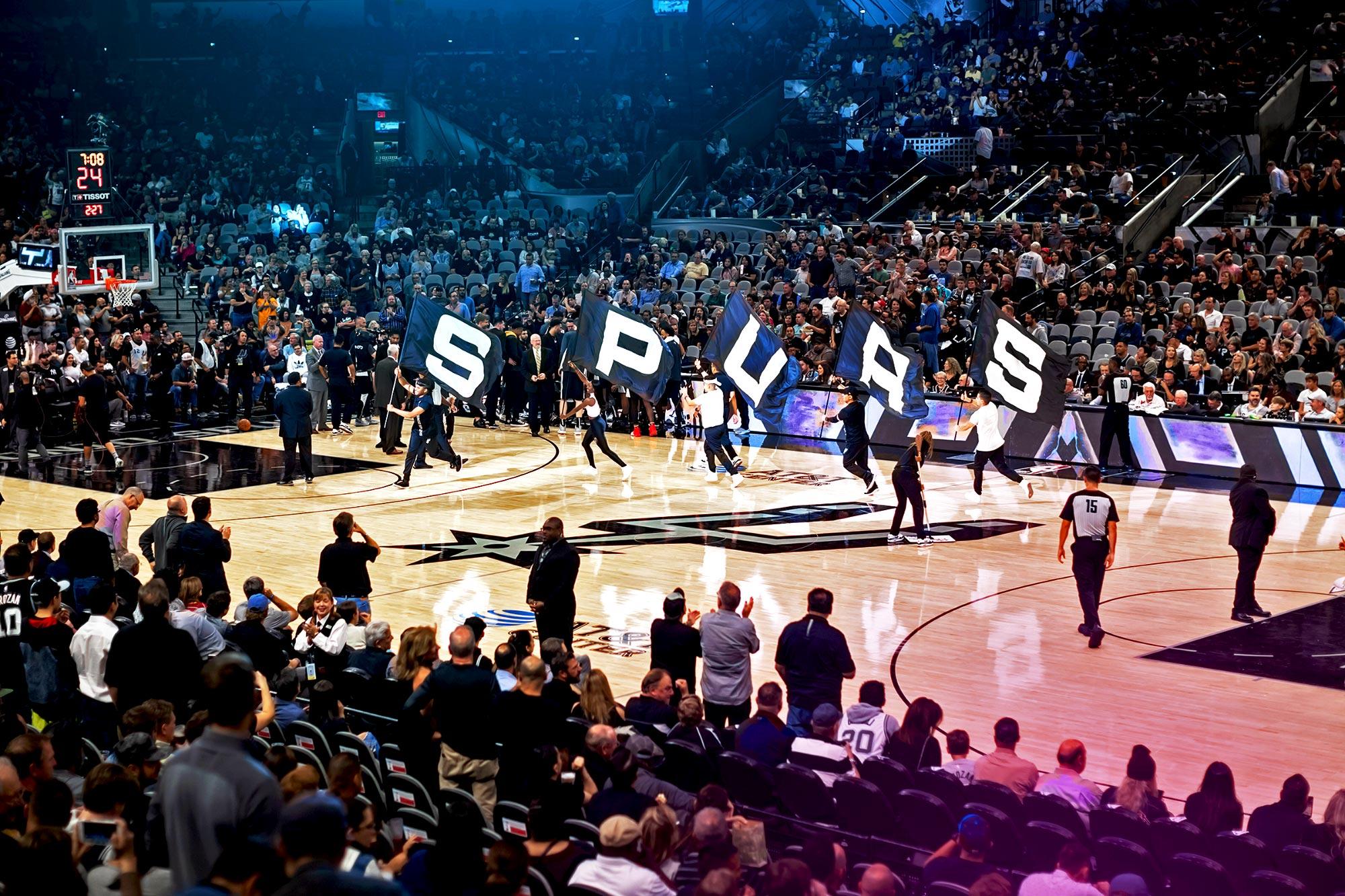 Spurs 8